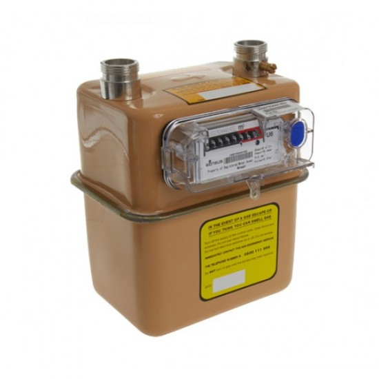 Gas U6 GA Primary Gas main Meter Domestic
