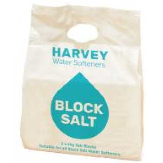 Harvey Salt Block Bag of  2x4kg (*DELIVERY CHARGES APPLY OVER 7 MILES*) PLEASE CALL FOR CHARGES.