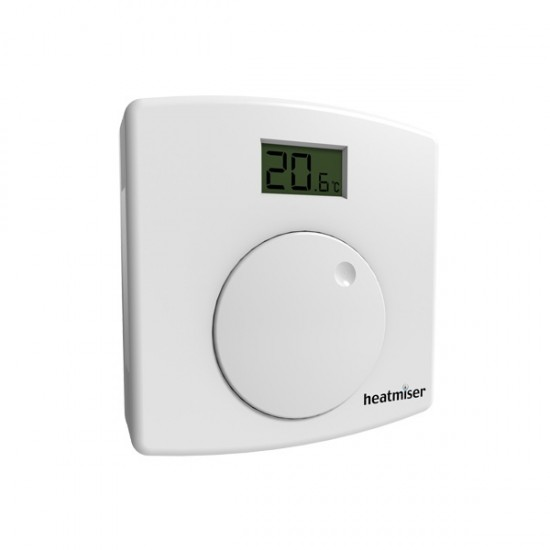 Heatmiser DS1-L Room Thermostat